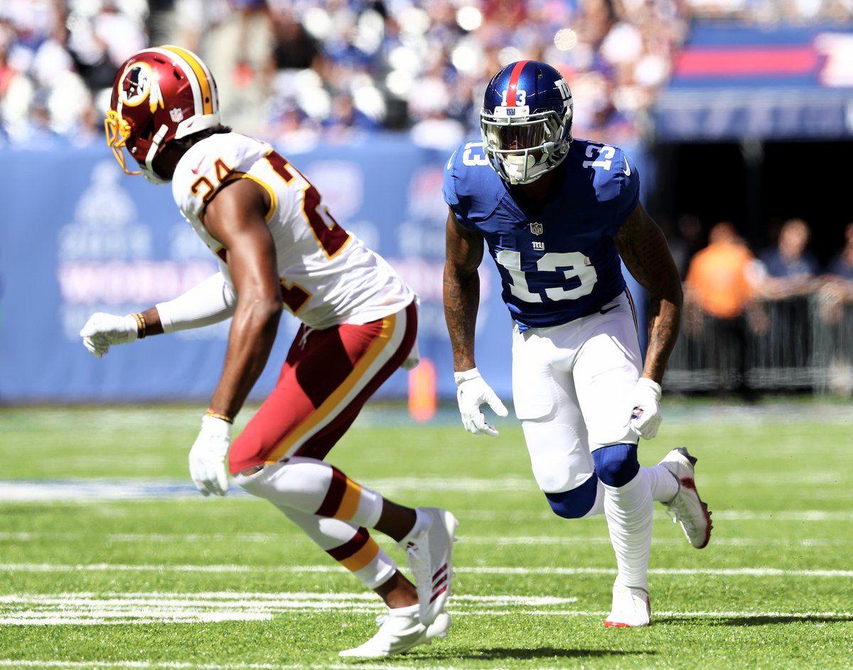 Recap Washington Redskins At New York GiantsOdell