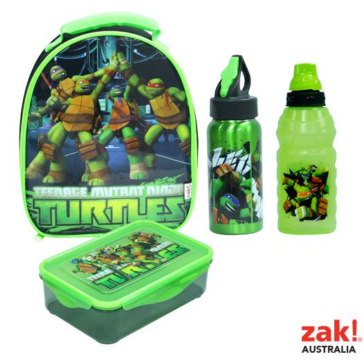 Zak Australia Teenage Mutant Ninja Turtles Back To School