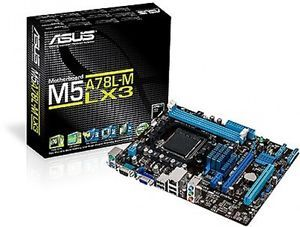 asus amd am3 760g 2ddr3 8usb20 gbe lan micro atx placa madre - Categoria: Avisos Clasificados Gratis  Estado del Producto: NuevoASUS AMD AM3 760G 2DDR3 8USB20 GBE LAN MicroATX MOTHERBOARD Description:ASUS Core Unlocker simplifies the activation of a latent AMDA CPU?with just pressing a keyEPU4 Engine System Level Energy SavingASUS Turbo Key allows the user to turn the PC power button into a physical overclocking buttonASUS Motherboard M5A78LM LX3 NEW!!!Note:Update the BIOS to the latest…