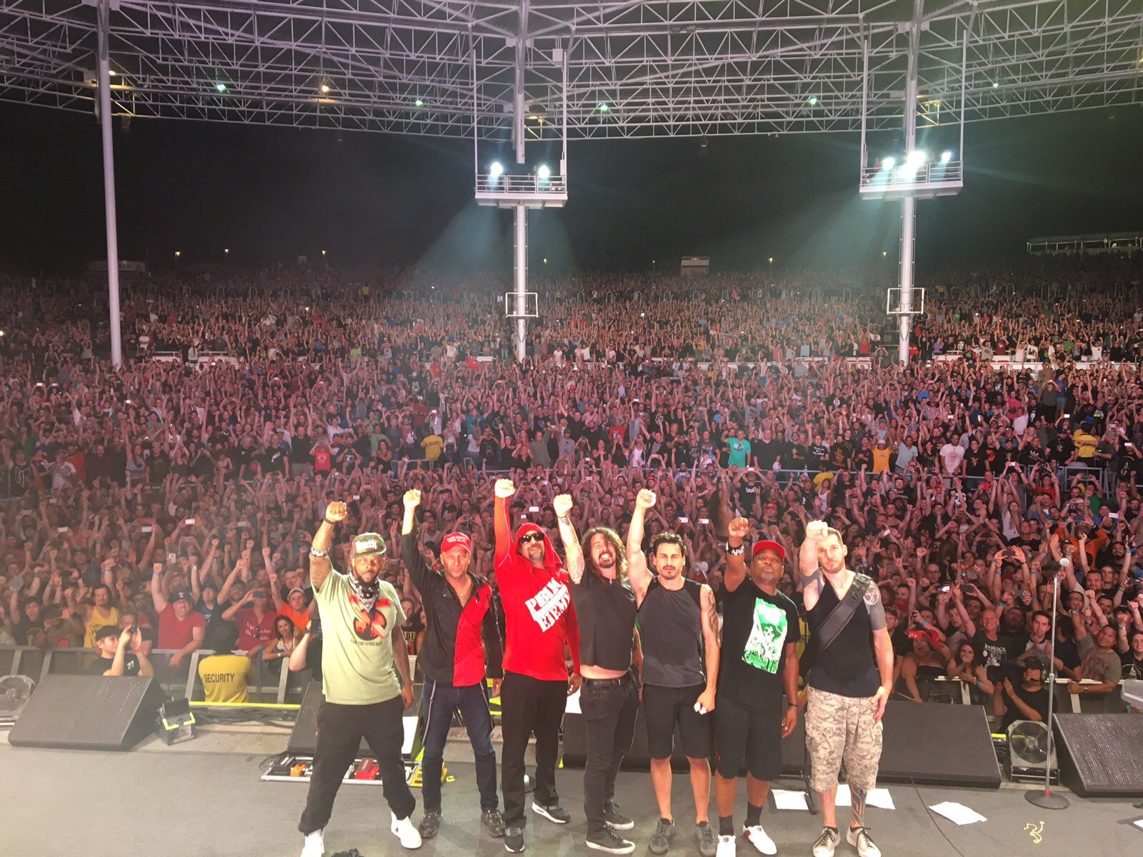 Prophets of Rage on