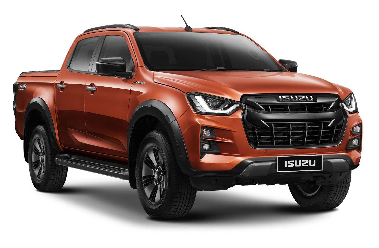2020 Isuzu D Max Pickup Debuts In Thailand Isuzu D Max Best
