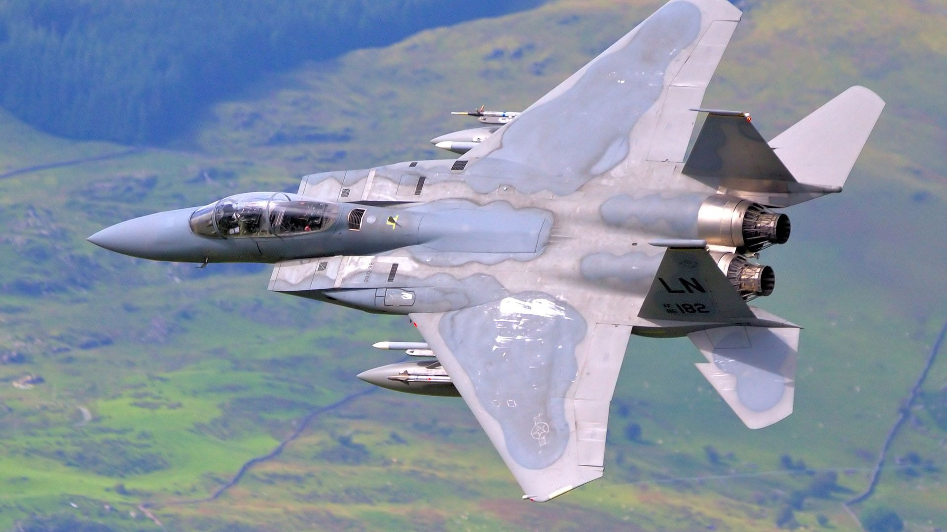 McDonnell Douglas F-15 Eagle | Mcdonnell Douglas F 15 Eagle Aircraft Desktop Wallpapers and ...