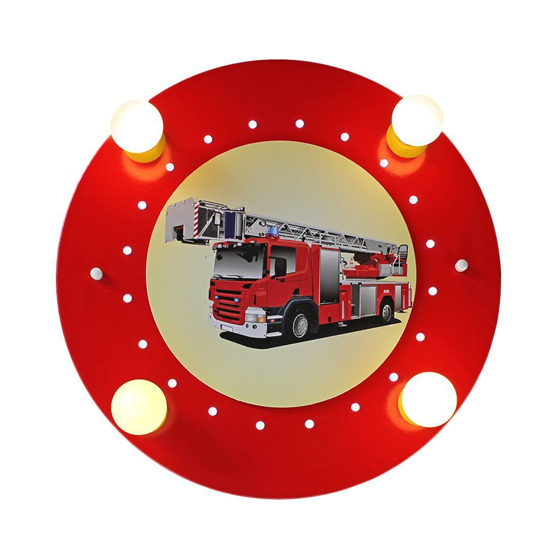 Eek A Deckenleuchte Feuerwehrauto 4 20 Holz 4 Flammig Elobra Jetzt Bestellen Unter Https Moebel Laden Deckenleuchten Led Deckenstrahler Kinder Lampen