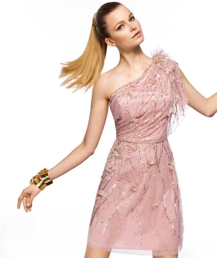 Pronovias te presenta su vestido de fiesta Zeneta de la colección ...