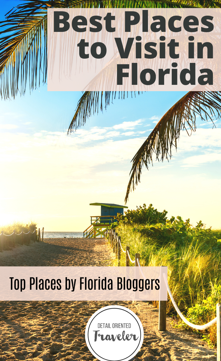 The Best Places To Visit In Florida By Floridians Cool Places To Visit Places To Visit Best Places To Travel