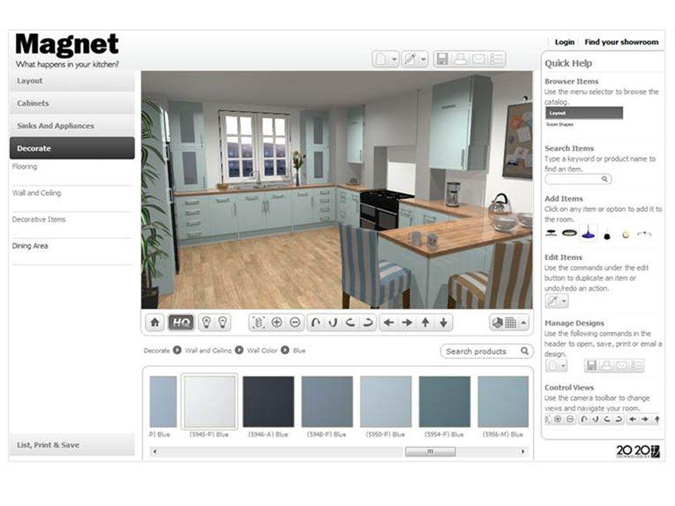 Online Kitchen Design Software From Magnet Flat Pack Home Pinterest Flat Pack Homes