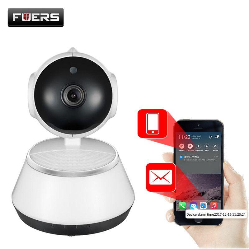 Best Seller Fuers 720P IP Camera Wi-Fi Wireless Surveillance