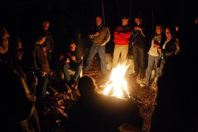 Campfire Games For Adults Best Ways Of Passing The Time Campfire