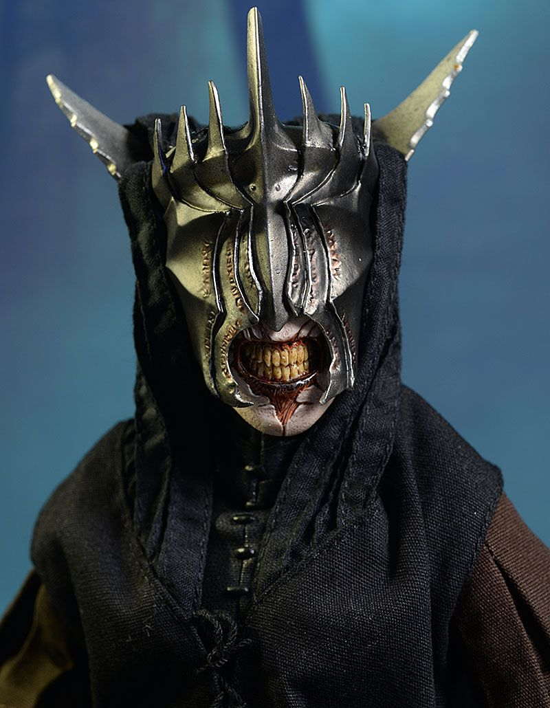 Lord of the rings sauron face
