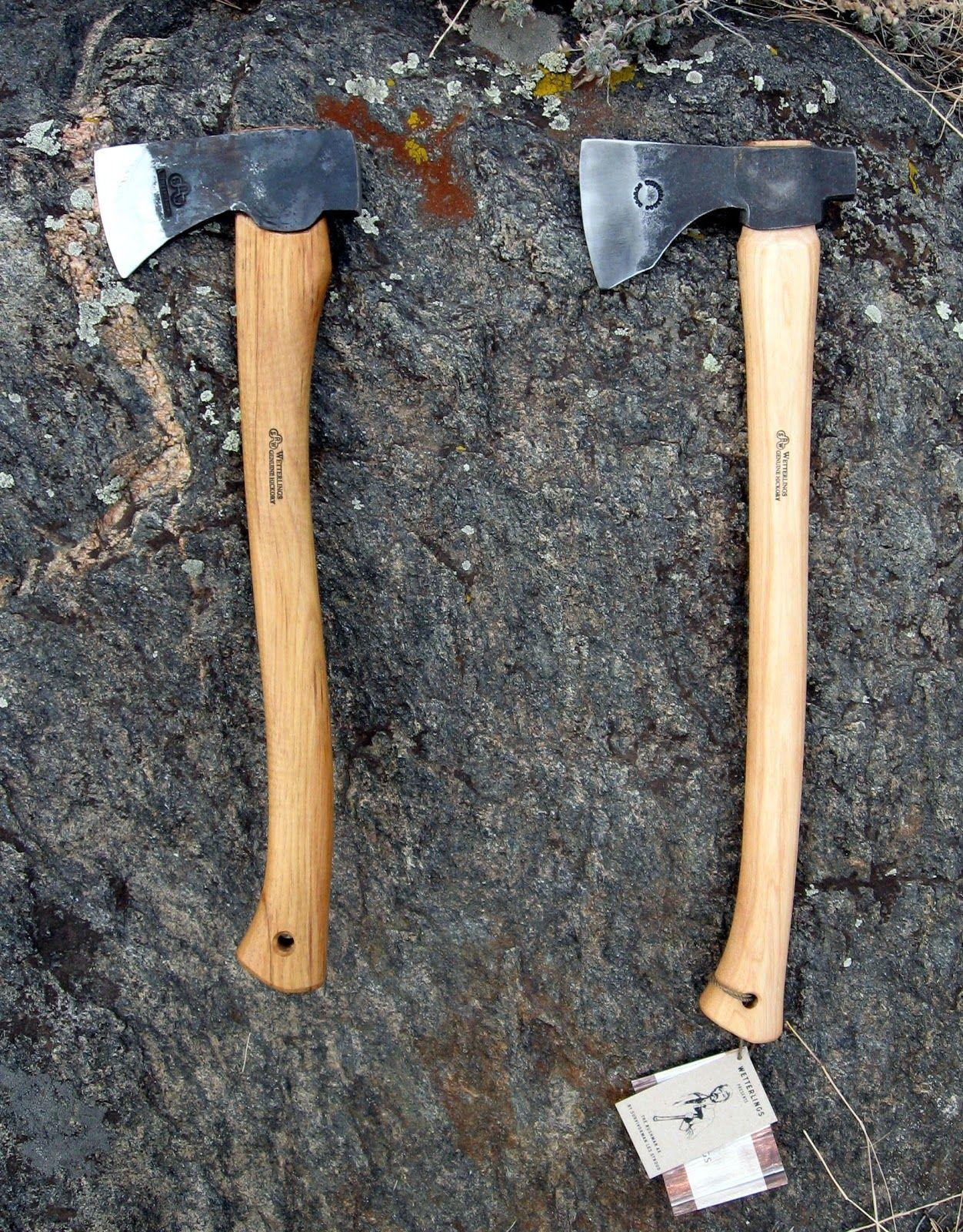 Axes Wetterlings Bushcraft Axe Axe Axe Sheath