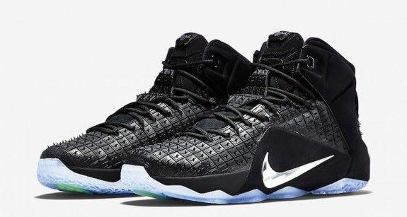 7d7ed86784d Nike LeBron 12 EXT  Rubber City