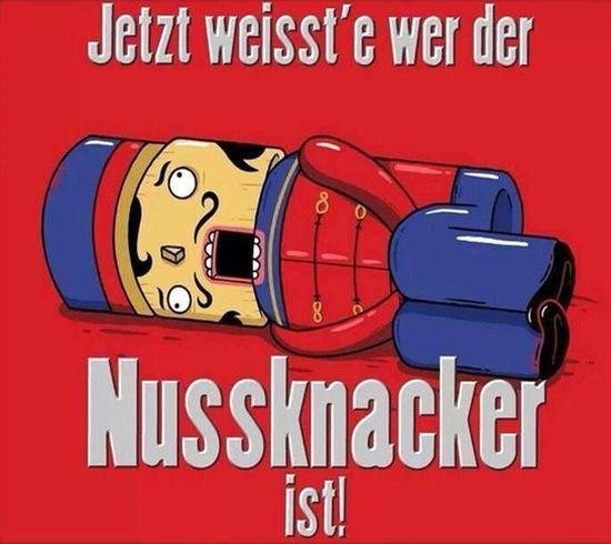 Jetzt weisst'e wer der Nussknacker ist! - http://www.dravenstales.ch/jetzt-weisste-wer-der-nussknacker-ist/