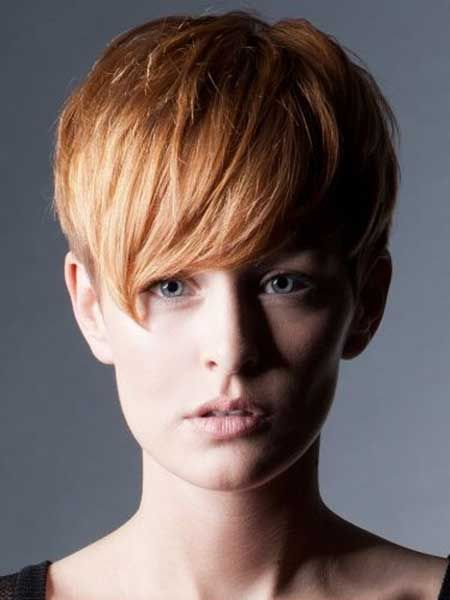 2013 Short Trendy Hairstyles | 2013 Short Haircut for Women
