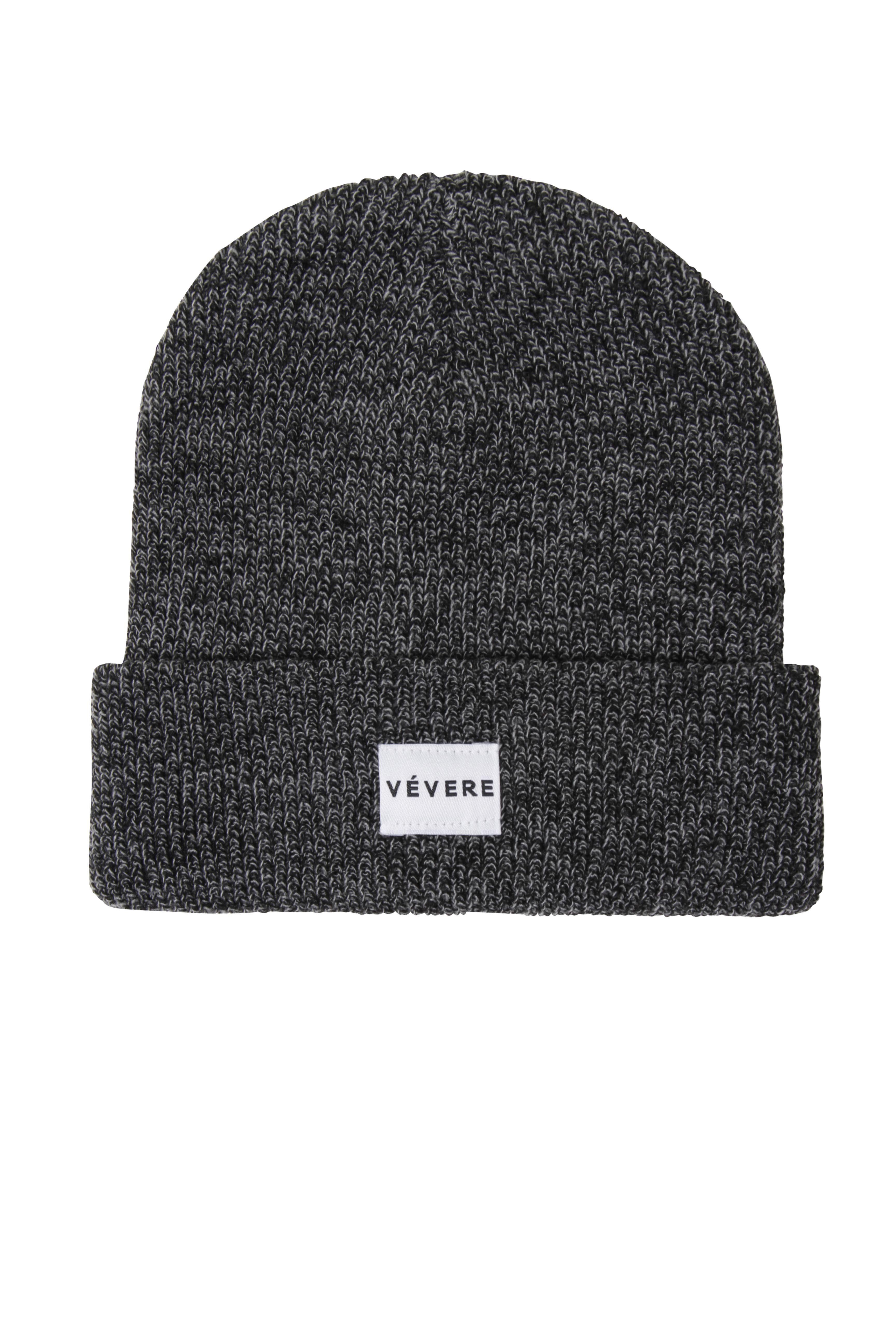Vevere - Bruges Grey Beanie Hat  e1b24d7766d8