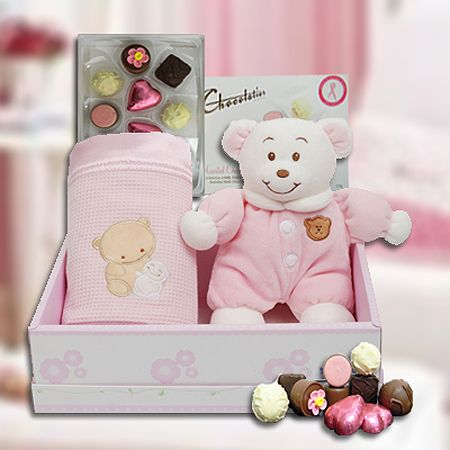 Baby Gift Baskets & Baby Hampers For Girls - Gift Delivery in Melbourne, Sydney and Australia