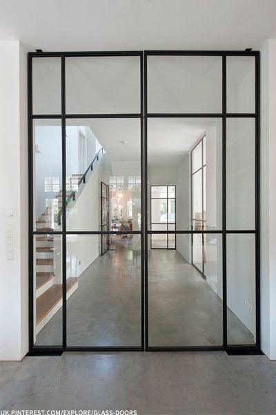 Crittall Doors The Interiors Trend That Will Transform Your Home & Crittall Doors: The Interiors Trend That Will Transform Your Home ... pezcame.com