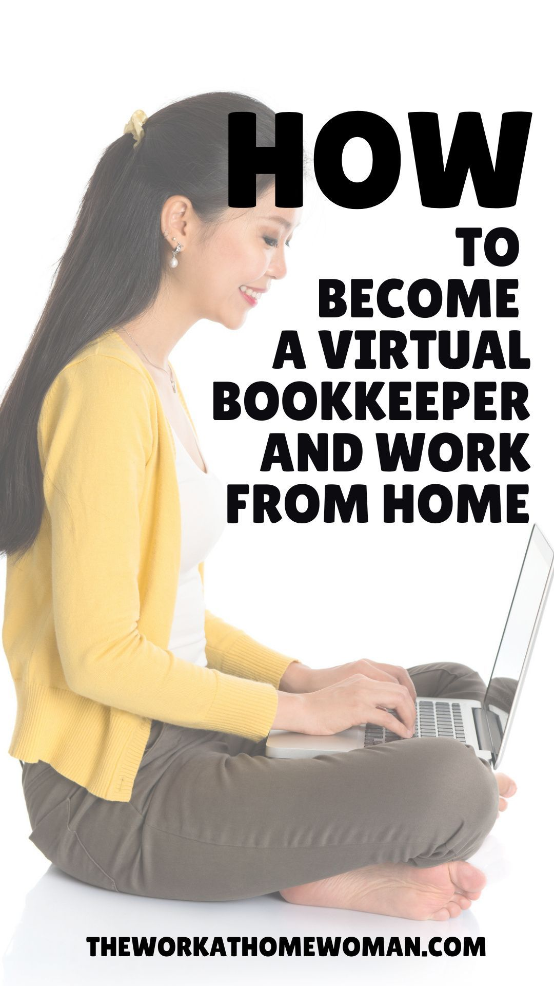 How to work from home as a bookkeeper in 2021 working