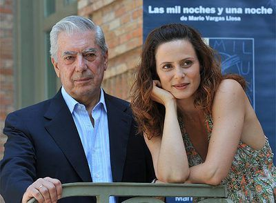 Vargas Llosa se convierte en actor   Cultura   EL PAÍS