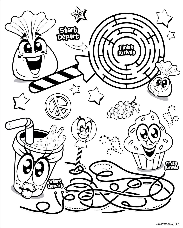 Free printable coloring games at scentos.com Cute coloring ...