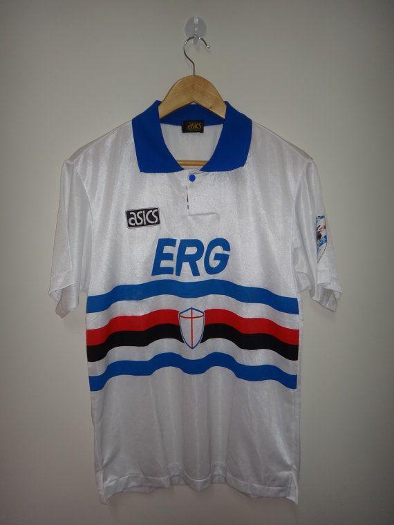 Pin On Sampdoria Jersey Away Shirt