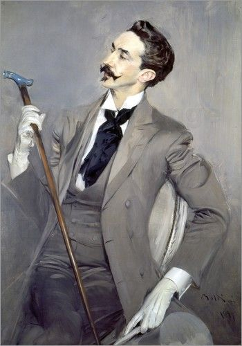 Dandyism, may well be an expression of vanity, but it is a vanity of a relatively harmless kind, and does at least also express an aspiration to perfection that requires an effort to approach,  moreover, insofar as it seeks  the admiration of others, it does at least recognize  the existence and importance of others. Slobbery on the other hand is expressive of an indifference toward others or an active desire to insult them. A slob is all important to himself - Arnold Bennett.   Giovanni…