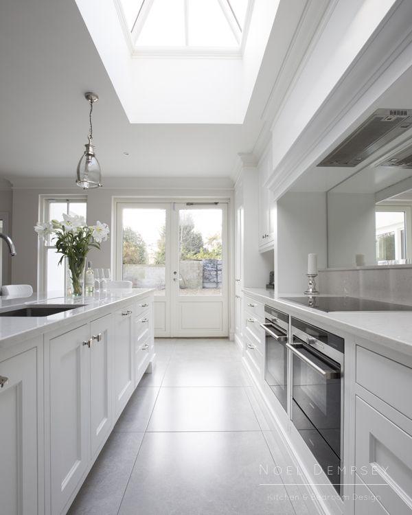 Kitchen Chimney Interior Design: Tritonville Inframe Kitchen