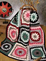 Aztec Crochet Lapghan