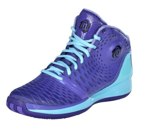 555d5fe4d731 Adidas Boys Youth Kids Derrick D Rose 3.5 Basketball Shoes-Purple Teal -  Price