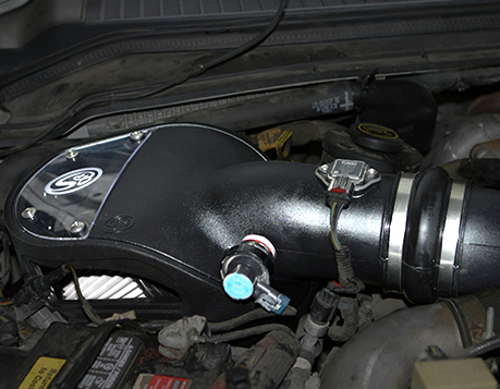 S&B 755105 Cold Air Intake For 0810 Ford Powerstroke 6