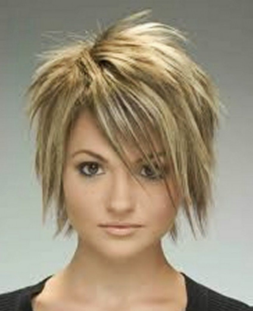 Short jagged layered hairstyles hairstyles pinterest short