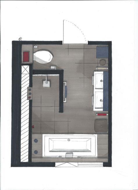 Epingle Par Ceel Sur Maquettes Floorplans Interior