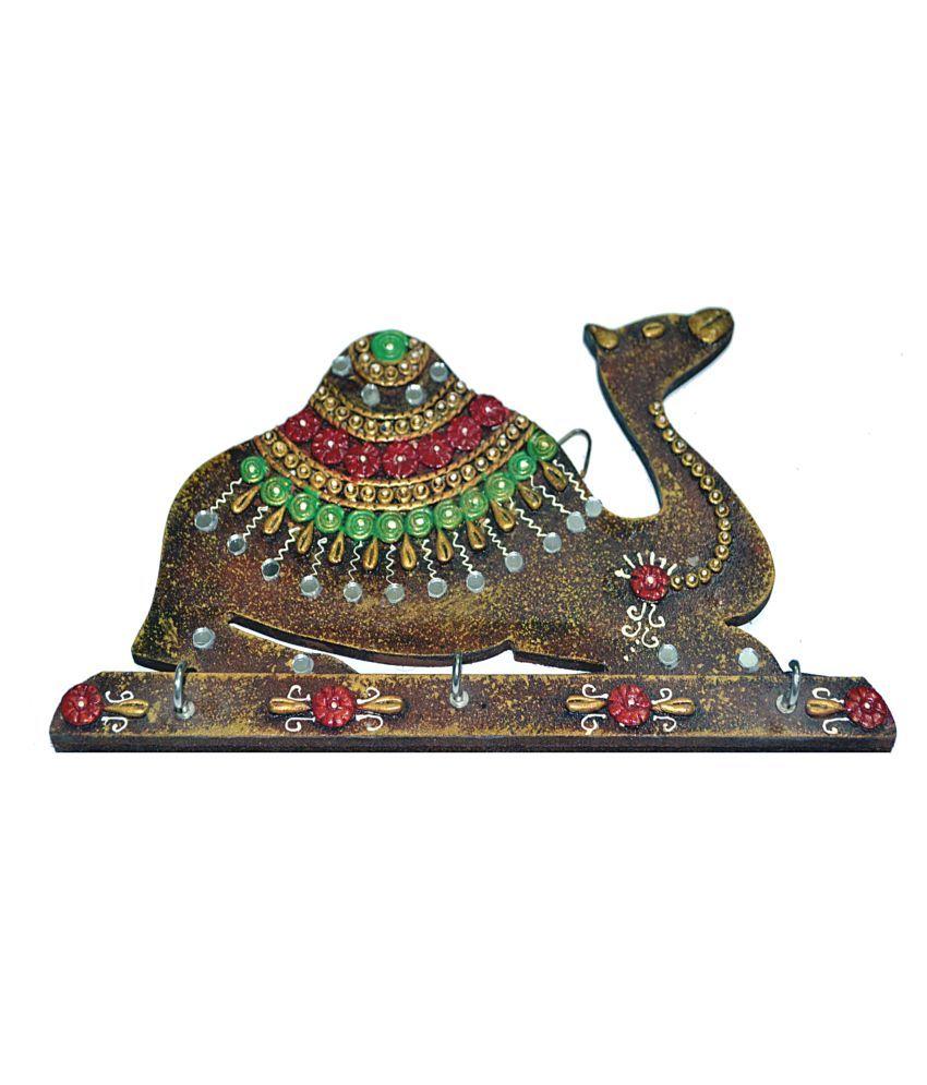 office key holder. Buy Handmade Camel #keyholder For Your Home And Office With #craftshopsindia Key Holder