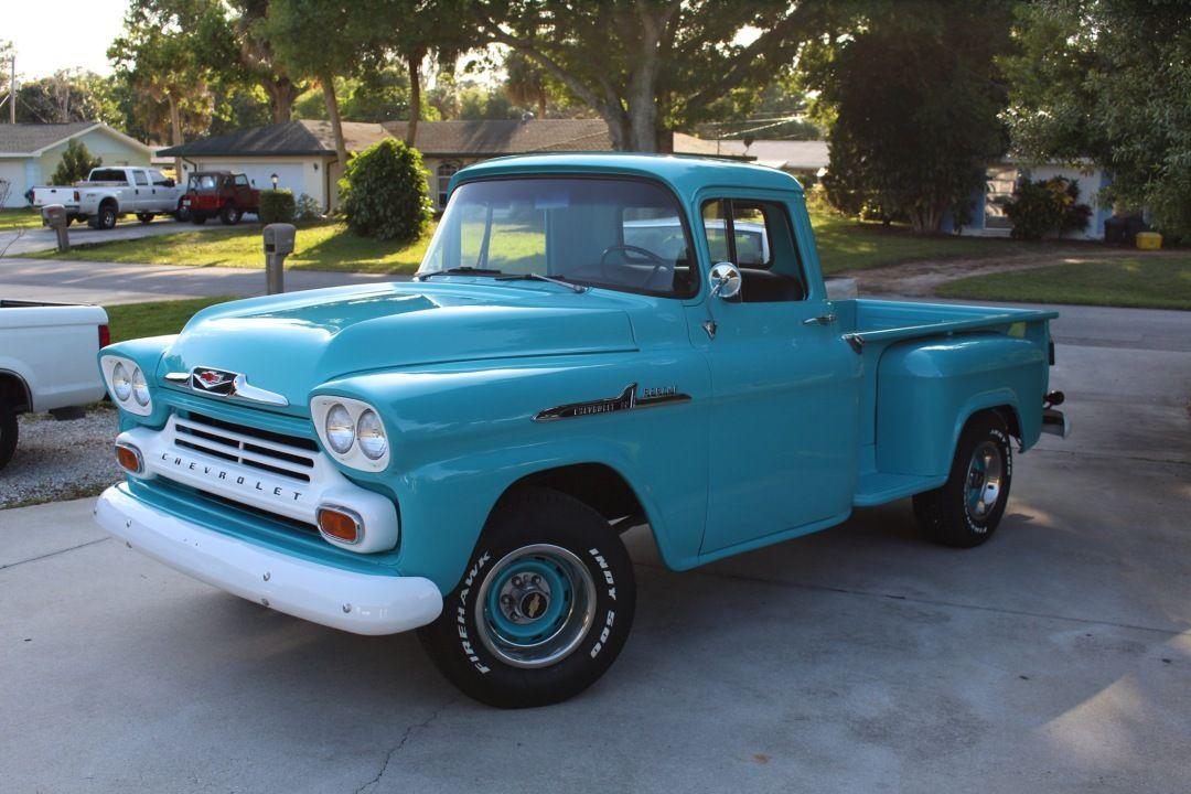 Autotrader Classics - 1958 Chevrolet 3200 - Classic Trucks - Vero ...
