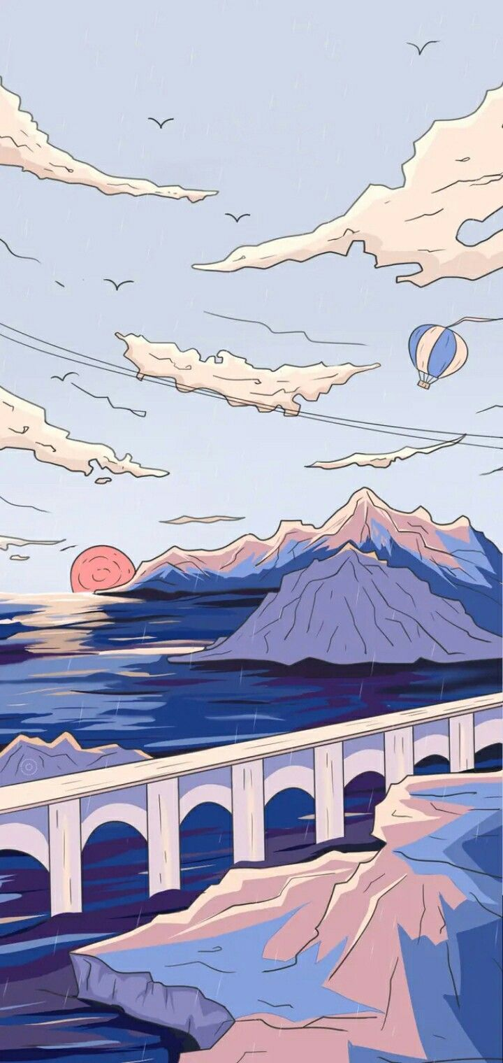 45+ Anime Art Wallpaper HD for Homescreen & Lockscreen