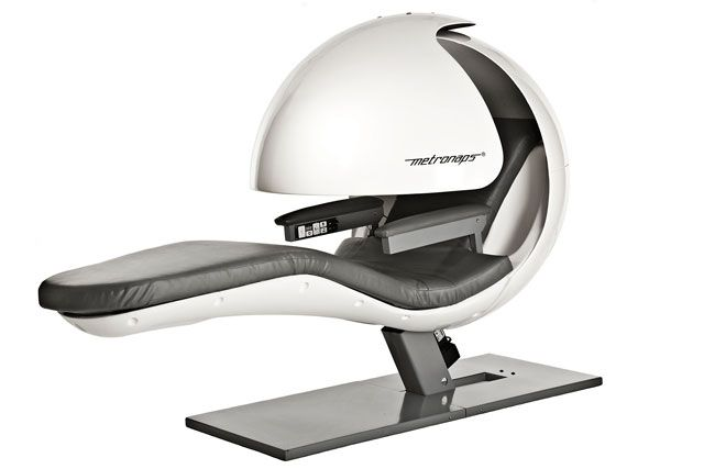 Energy Pod metronaps energy pod-lets you get 8 hours worth of sleep in 20