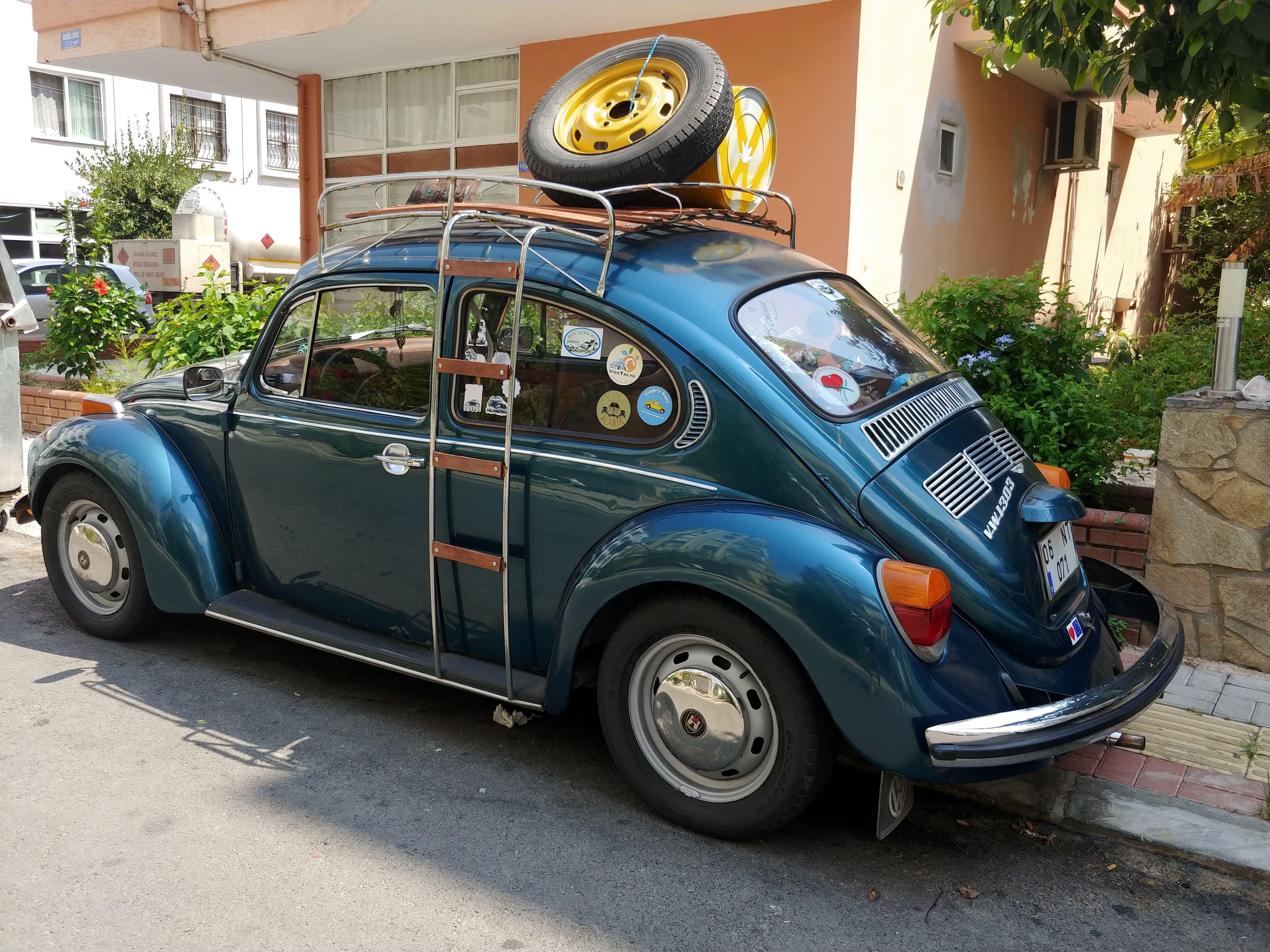 Old traveler Beetle Volkswagen Best car insurance