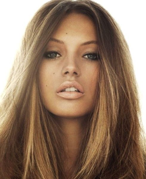Best Hair Color For Brown Eyes And Olive Skin