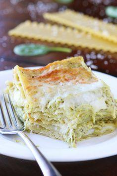 Photo of Spinach Artichoke Lasagna – (Free Recipe below)