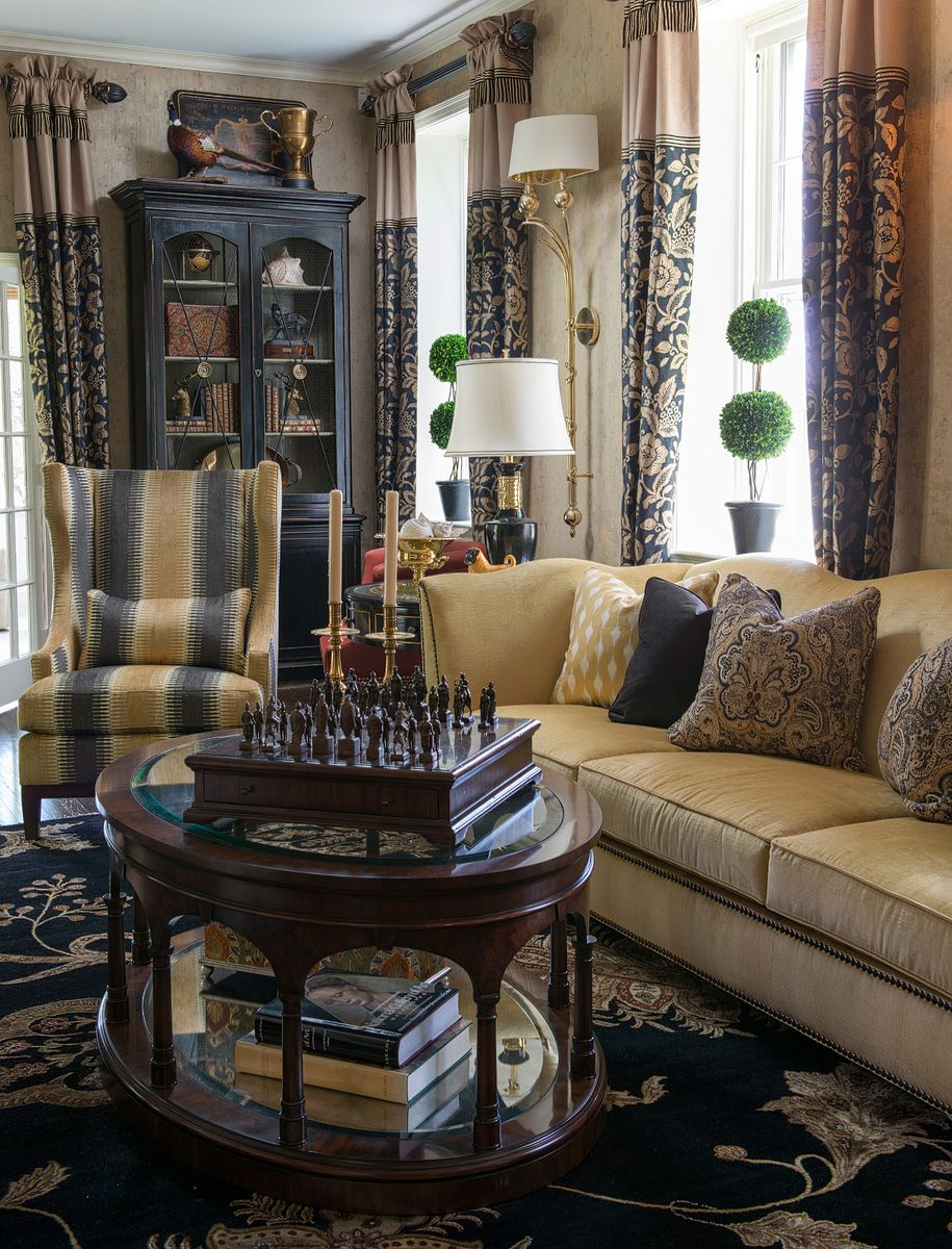 Interior By Paul Synder And Debbie Runkle Of Davids Furniture For The Harrisburg Pa Symphony