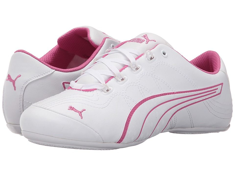 PUMA Women s Shoes - PUMA PUMA - SOLEIL V2 COMFORT FUN (WHITE WHITE ... 1207f4060