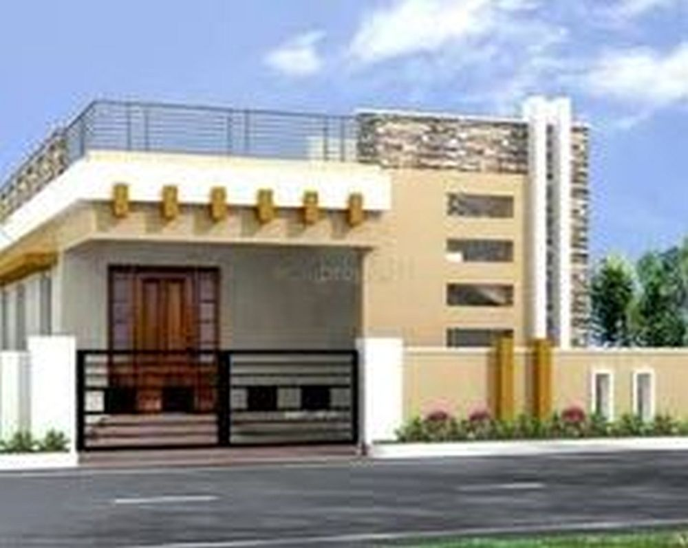 Idea By Santhoshsnair On Home Design Small House Elevation