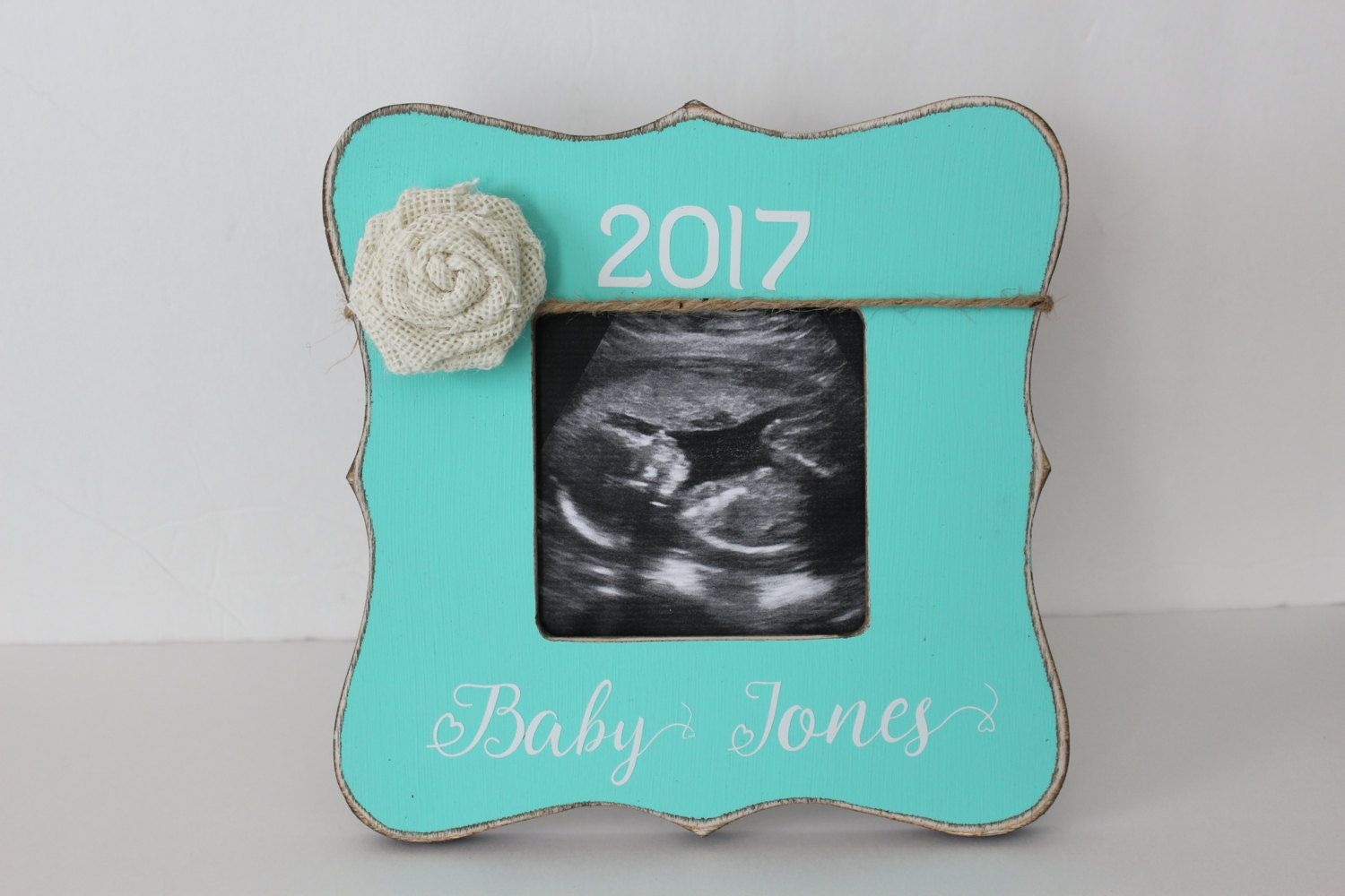 Ultrasound frame pregnancy announcement picture frame new baby ultrasound frame pregnancy announcement picture frame new baby photo frame by myrusticplace on etsy jeuxipadfo Image collections
