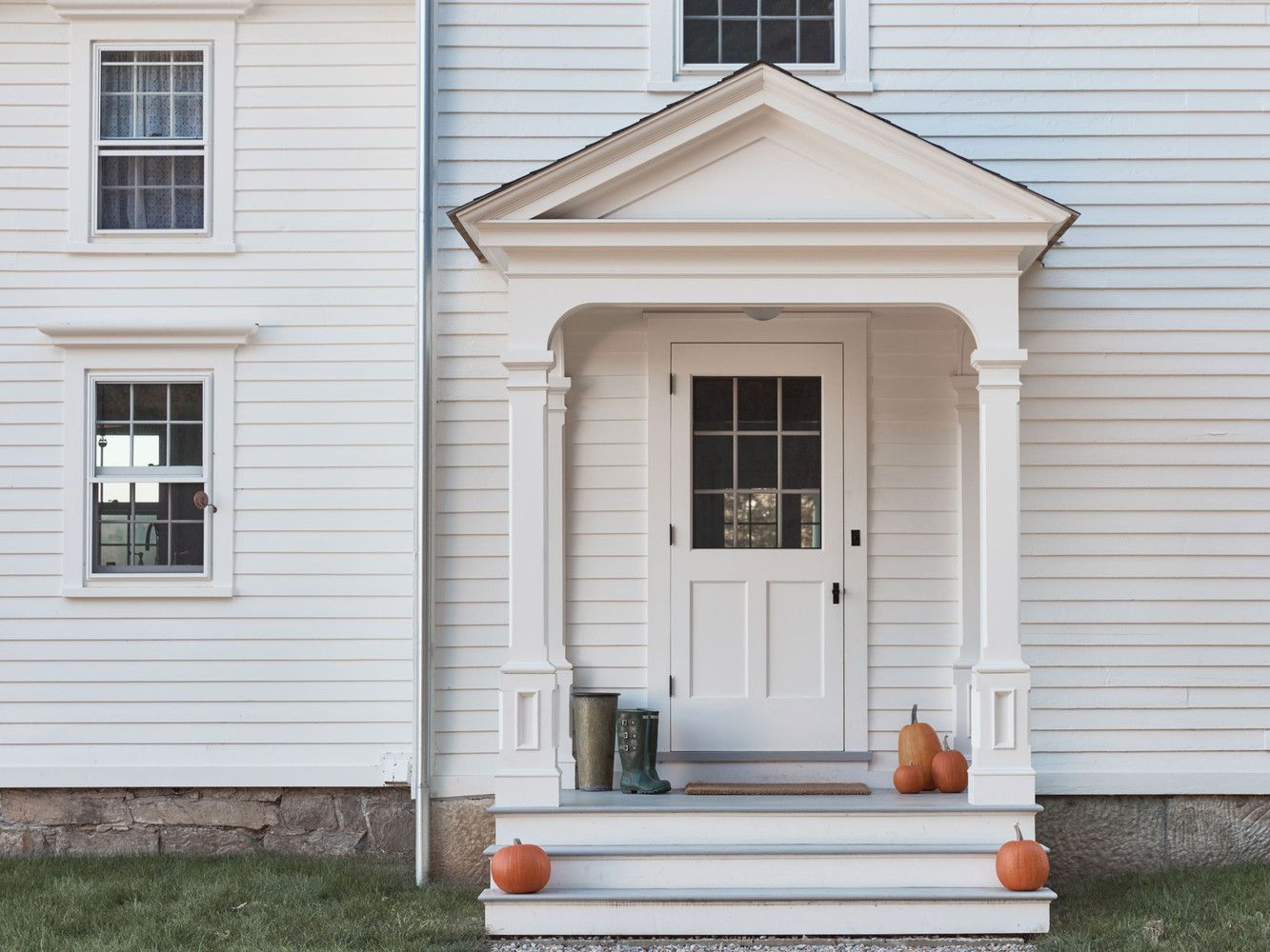 Beautiful Doors For Homes Beautiful Entry Portico Rafe Churchill Traditional