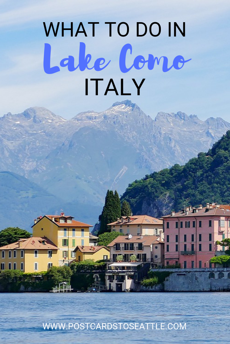 Photo of What to Do in Lake Como, Italy