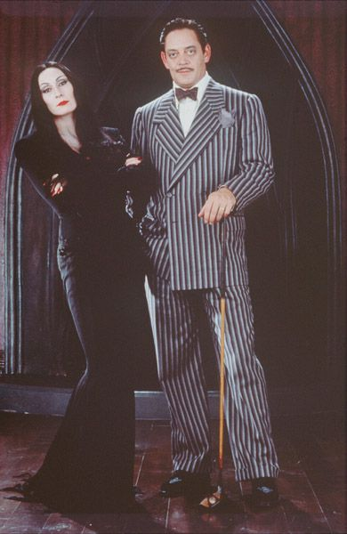Image result for the addams family gomez raul julia