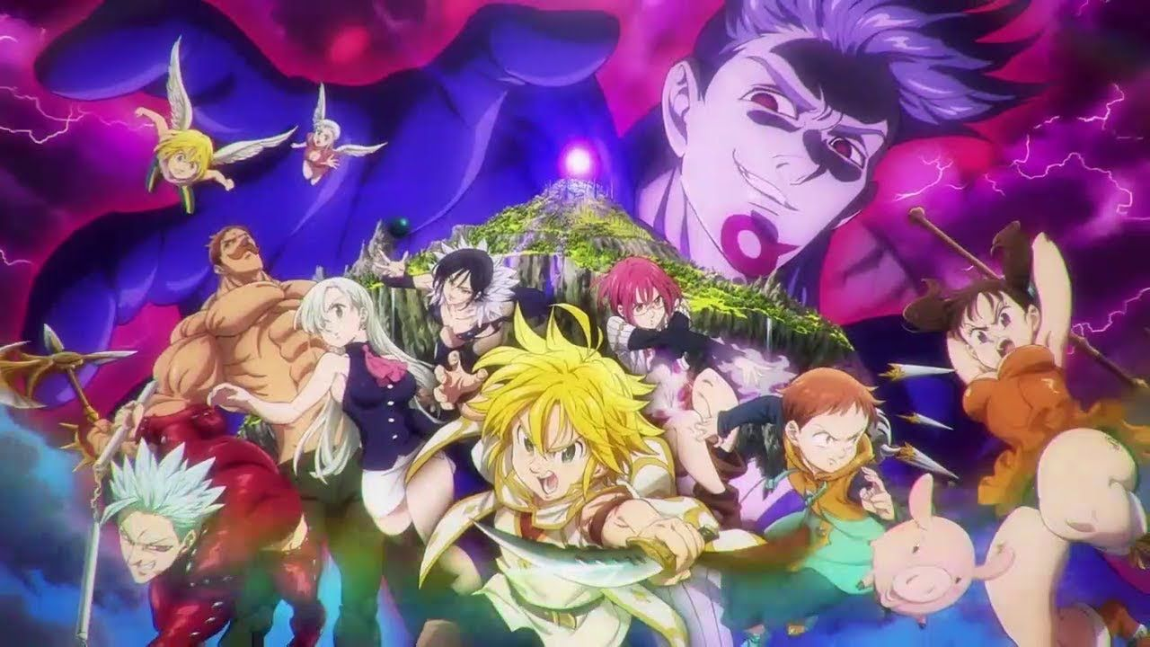 Watch the seven deadly sins prisoners of the sky full movie hd1080p anime animation