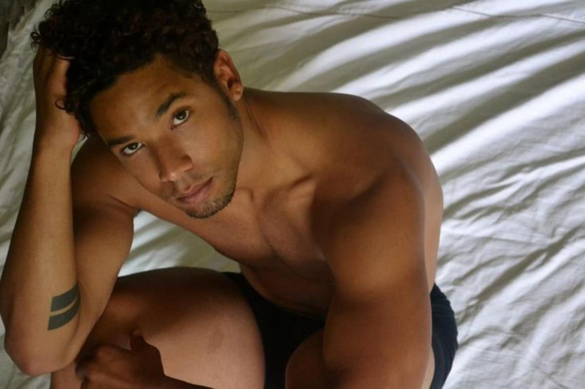 Jussie Smollet of Empire Nude Pics Leak | The Aazah Post
