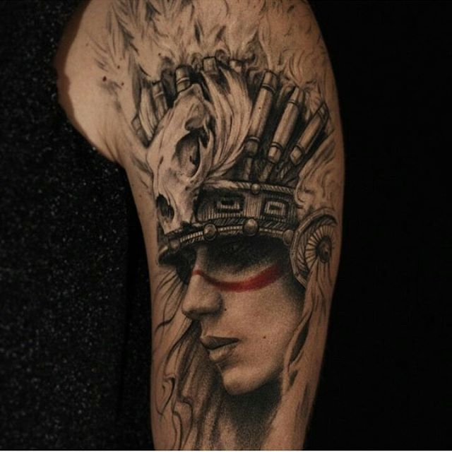 Healed work by jamesstrickland skinartmag for Good tattoo parlors near me