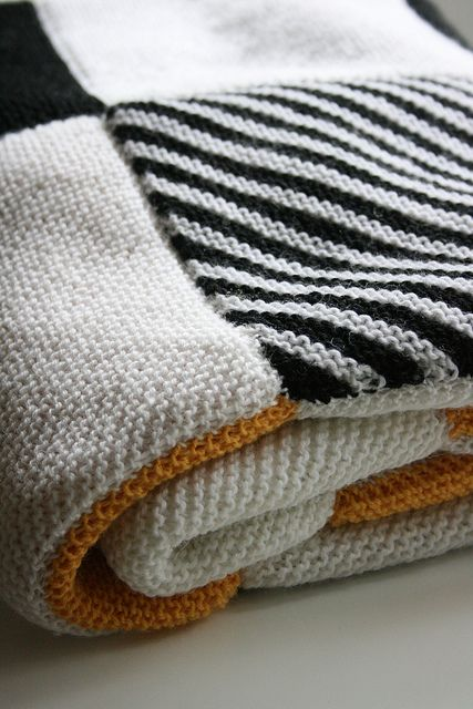 blanket by tiinaf | DIY\'s & Ideas - Knitting | Pinterest | Strick ...