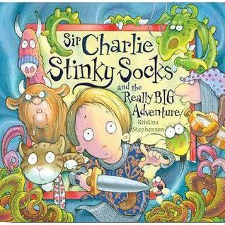 Sir Charlie Stinky Socks and the Really Big Adventure - Day 6 Infant School Readathon